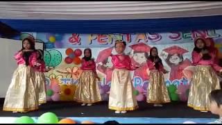 KD Najma tari Kun Anta TK. Permata Amalina Cirendeu 2017