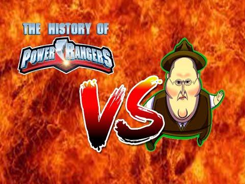 Download Linkara doesn't enjoy History of Power Rangers