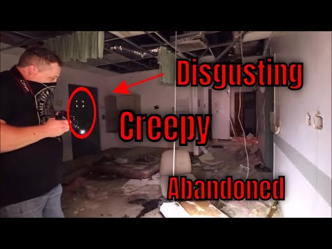 (abandoned-haunted-hospital-at-2am)-exit-the-warrior