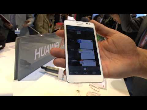 Huawei Ascend D2: video anteprima by HDblog MWC 2013