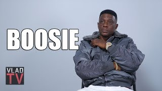 Boosie on Relationship with Webbie: