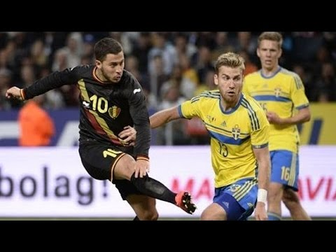 Sweden 0-2 BELGIUM's highlights | Friendly | 2014/06/01