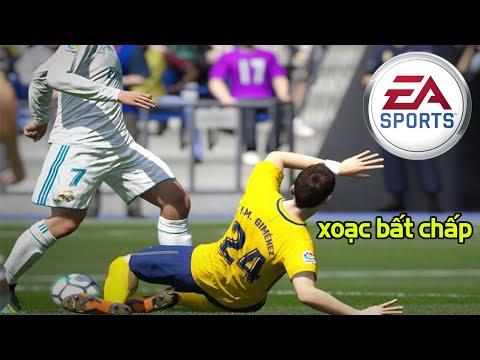 FIFA ONLINE 2   Chơi Fifa ghét nhất mấy thể loại xoạc giò, chặt chém thế này!!!