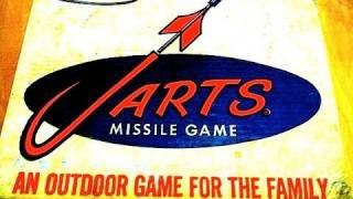 Jarts FAIL Game of DEATH Vintage Metal Jarts Dangerous Lawn Game Toy Review by Mike Mozart