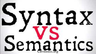 syntax-vs-semantics-philosophical-distinctions