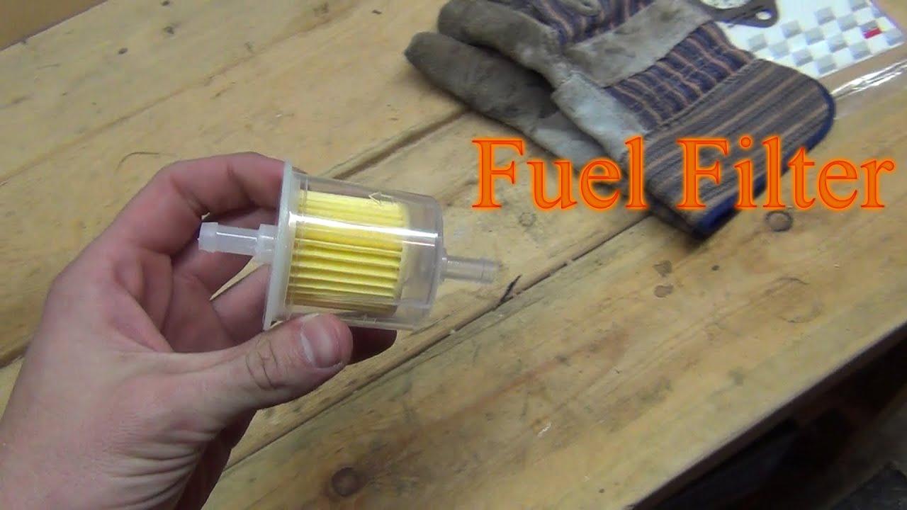 medium resolution of  63 dodge dart vlog fuel filter replacement
