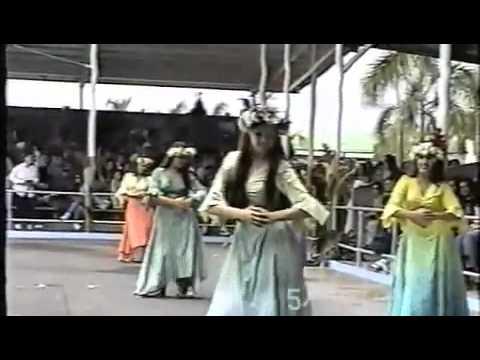 1998 Hilo High School Mayday Ka Ua's
