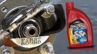 Qualitium Protec 5W40 Jak skutecznie olej chroni silnik?