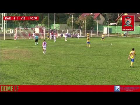 26.08.17 FC Karabakh - First Vienna FC
