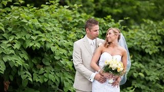 The Country Place Wedding Reception | Vanessa and Tom