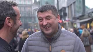 DAZN trifft: Elmar Paulke mit Mensur Suljovic in Wien (Part 1)
