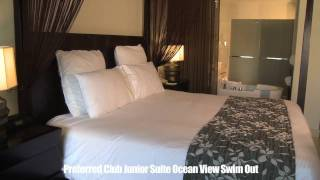 Secrets Wild Orchid - Preferred Club Junior Ocean View Swim Out Room Preview
