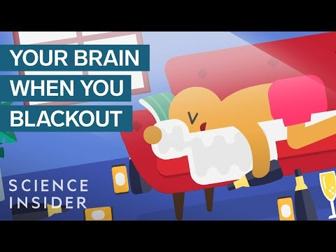 What Happens To Your Brain When You Get Blackout Drunk