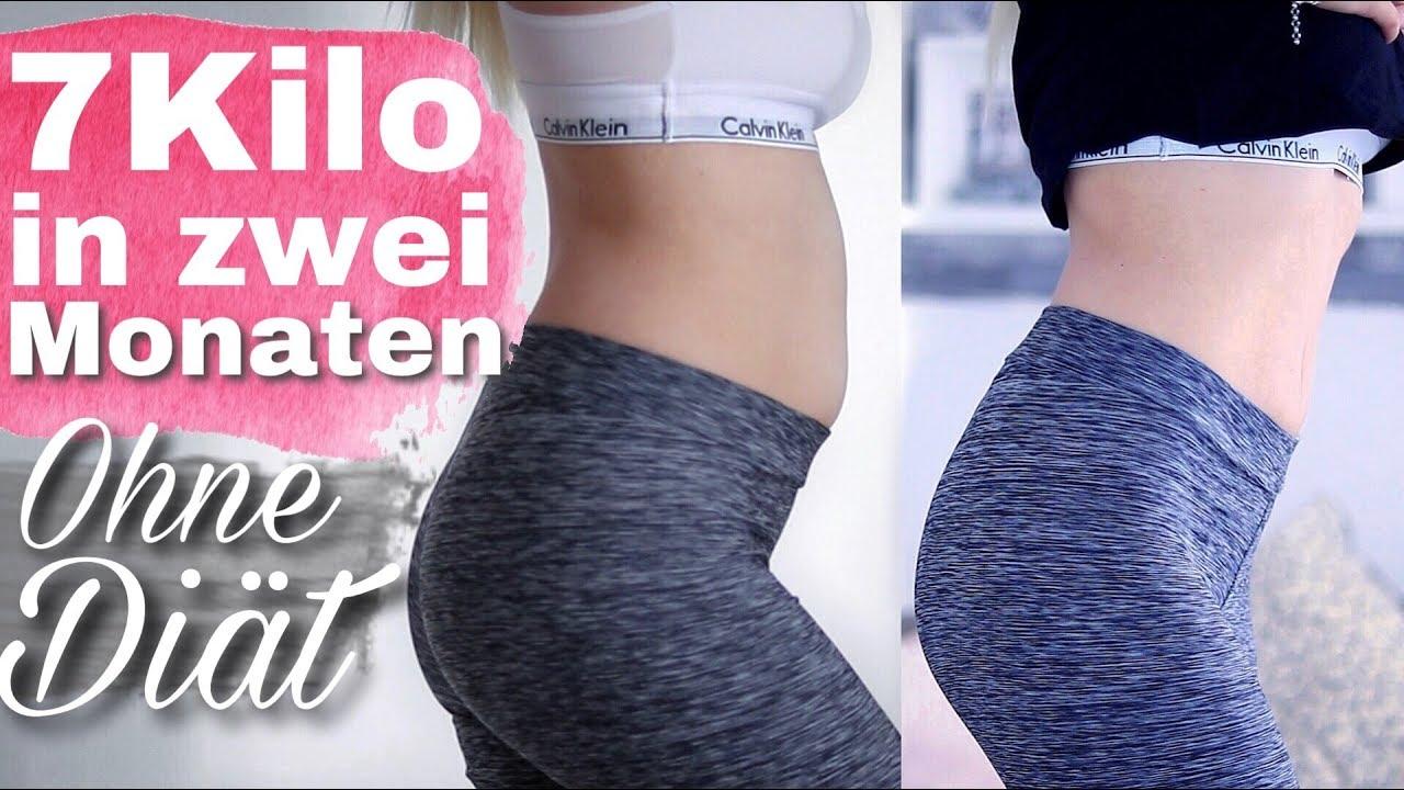 Mein Bauch nach 3 Schwangerschaften│7 Kilo in 8 Wochen