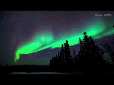 Aurora Borealis / Northern Lights in Alaska (Timelapse)