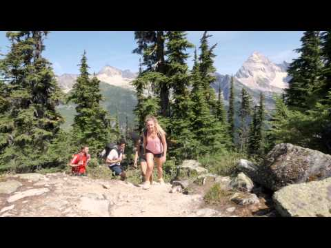 Vivez le parc national des Glaciers
