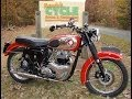 1960 BSA Super Rocker A10SR with Electric Start by Randy's Cycle Service @ rcycle.com