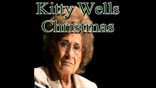 Kitty Wells Christmas - Here Comes Santa Claus