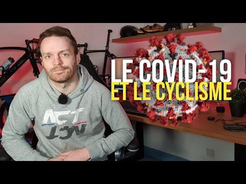 LE COVID-19 ET LE CYCLISME: QU'ALLEZ VOUS FAIRE ?!