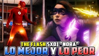 The Flash Temporada 5x01 LO MEJOR y LO PEOR ⚡ *FUTURE FLASH 2024 DESTINO REVELADO*
