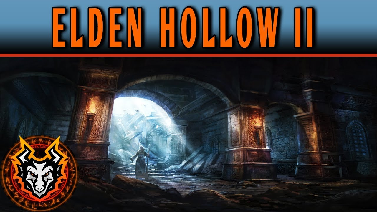 ESO Online - Elden Hollow II Dungeon Raid First Attempt | Murklight Fail