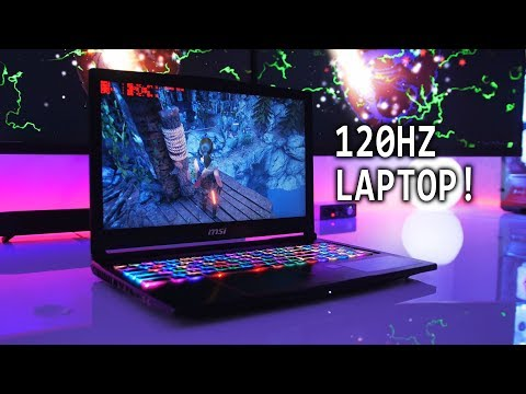 MSI GE63VR 7RE RAIDER Review - Gaming on a 120hz LAPTOP!