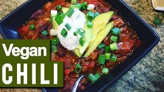 Hearty & Delicious Vegan Chili Recipe