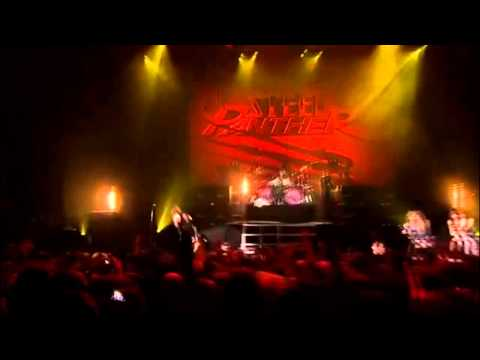 "Steel Panther - Hell´s on Fire ""The British Invasion"""
