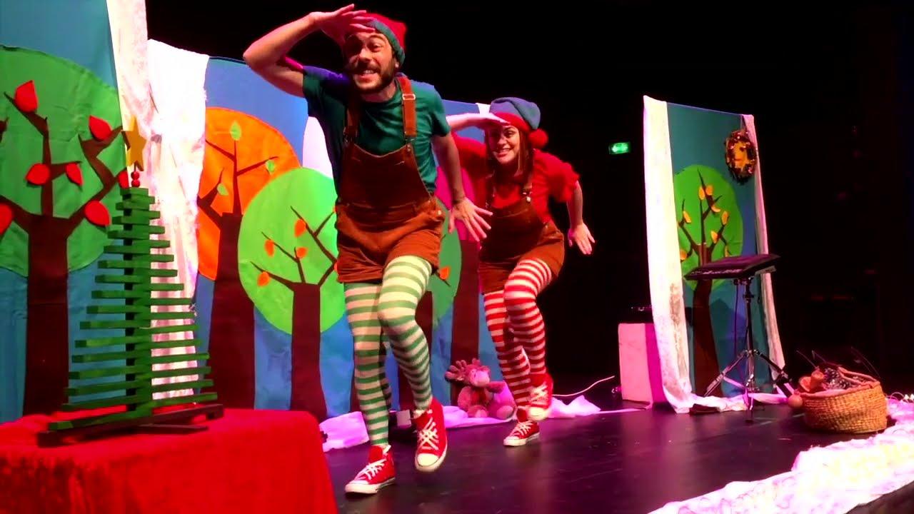 Le Noël des Bacs à Sable, spectacles Jeune Public