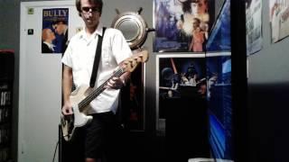 Rancid - 7 Years Down (Bass Cover)