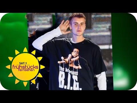 Justin Bieber: Teure Ticket-ABZOCKE! | SAT.1 Frühstücksfernsehen