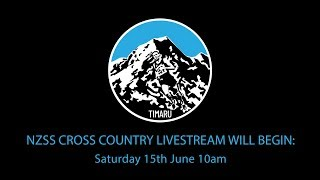 NZSSXC Cross Country Live Stream
