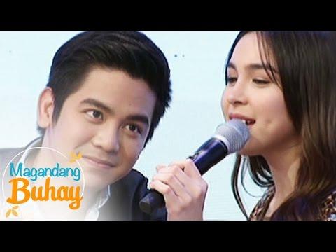 Magandang Buhay: Julia's jealous moment with Joshua