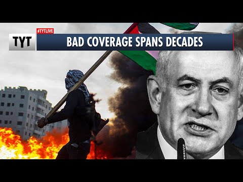 Media FAKED Impartial Israel-Palestine Coverage