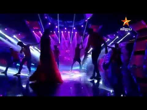 Yaayum Song Dance Performance By Big Boss Ganesh And Nisha  Big Boss Kondattam