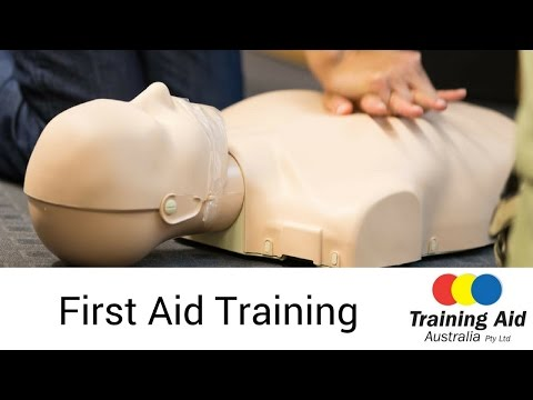 Provide First Aid Training Course | Training Aid Australia