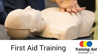 Provide First Aid Training Course