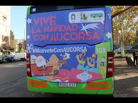Córdoba estrena el 'Autobús de la Navidad'