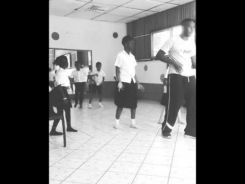 Mozambique maputo choreographer