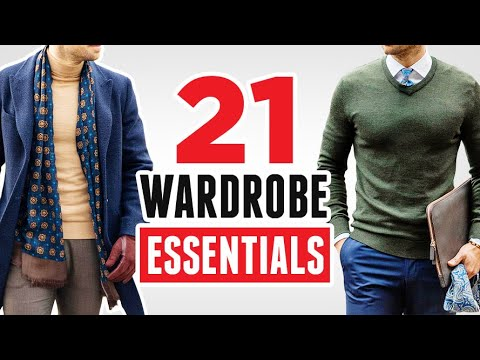 4069d6ce8 Click Here To Watch The Video – 21 Wardrobe Essentials To Buy (Before  You're 21)