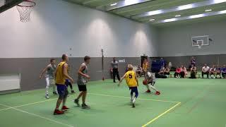 Georg Richard Aare 2018 basketball highlights