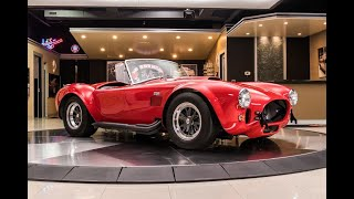 1965 Shelby Cobra CSX For Sale