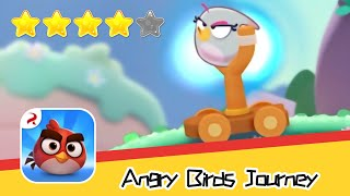Angry Birds Journey 94 Walkthrough Fling Birds Solve Puzzles Recommend index four stars