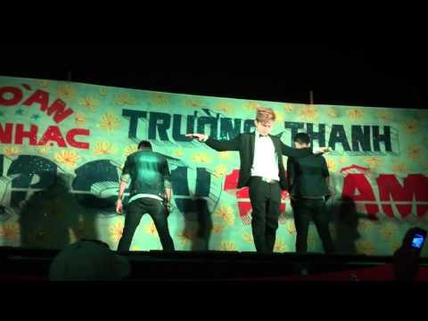 Không Quan Tâm Remix dance - Chi Dân Live