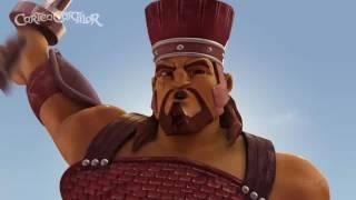 Cartea Cartilor - episodul 6 - Goliat il intalneste pe David