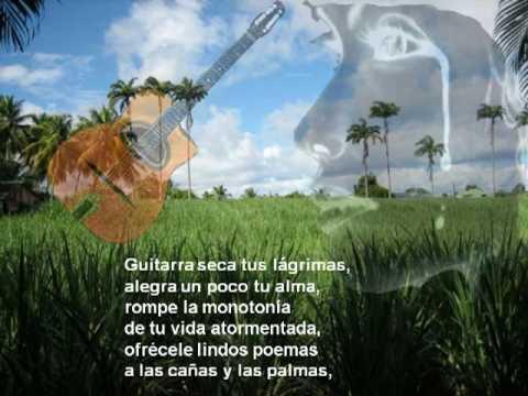 """Cuba-  """"Triste Guitarra"""""""