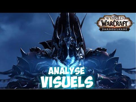 [Spoil] WoW Shadowlands - Analyse des modèles et des news feat Evanessor (Datamining)
