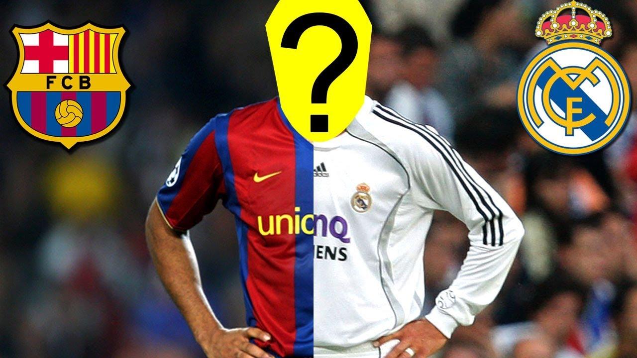 هل تعلم من هو اللاعب العربي الوحيد الذي لعب لبرشلونة وريال مدريد ؟