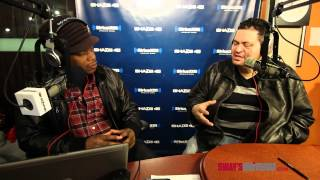 Prince Markie Dee Introduces Monk & Speaks on Inspiring Big Artists on Sway in the Morning
