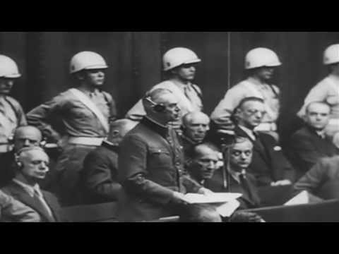 Nuremberg, Army Television Release Version, 1950 (full)